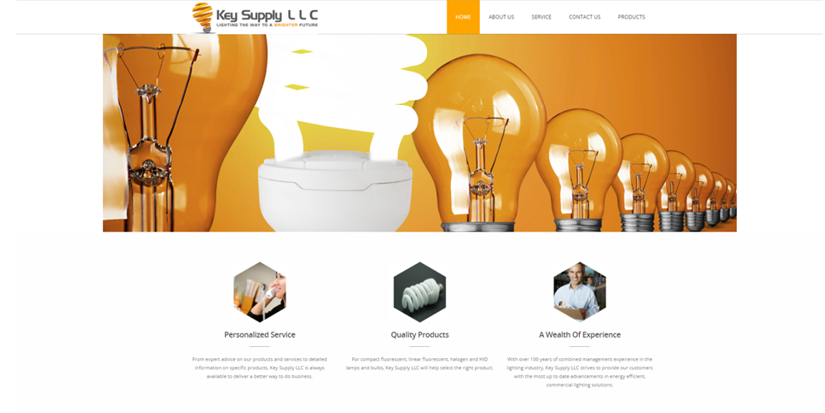 website design and production